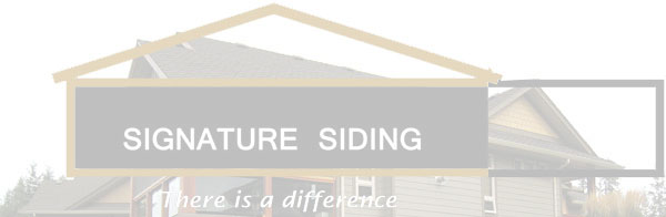 Signature Siding serving Vernon, Kelowna and other locations within the Okanagan Valley.